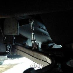 AG Automotive Lowering Set Jeep Grand Cherokee IV Quadralift Air Suspension
