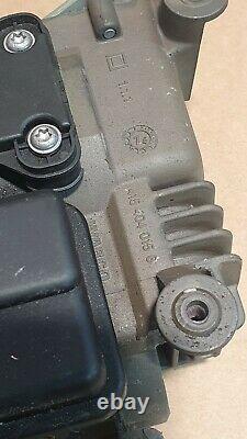 Air Suspension Compressor 9801906980 Citroen Grand Picasso 1.6 Hdi full working