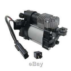 Air Suspension Compressor Pump For 11-18 Jeep Grand Cherokee 68204730AB Durable