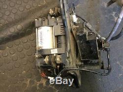 Air Suspension Compressor Pump Jeep Grand Cherokee WK2 2011-2017
