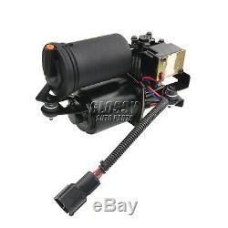 Air Suspension Compressor Pump fits Ford Crown Victoria, Mercury Grand Marquis