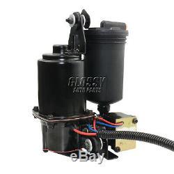Air Suspension Compressor Pump fits Mercury Grand Marquis, Lincoln Town Car New