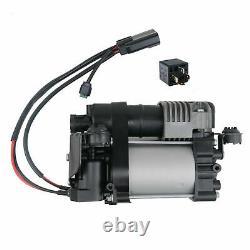 Air Suspension Compressor Pump for Jeep Dodge Ram 2013-2018 68204387 4877128AF