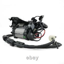 Air Suspension Compressor Pump withBracket for Jeep Grand Cherokee WK2 Ram 1500
