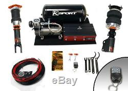 Air suspension Ksport deluxe Skoda Superb B6 (3T) (2008-) (2WD) 55