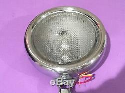 BACKUP REVERSE OKAY PASS Teleoptic Sparton VINTAGE ORIGINAL Light Lamp 41 Chevy