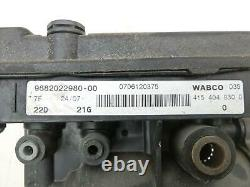 Bomba aire Suspensión Compresor de aire para Citroen C4 Grand Picasso 06-10