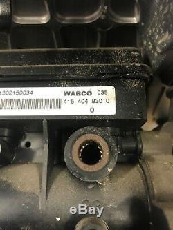 CITROEN C4 GRAND PICASSO SUSPENSION AIR PUMP 9801906980 Wabco Free P&P