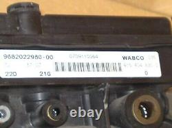 CITROEN C4 GRAND PICASSO mk1 WABCO AIR SUSPENSION COMPRESSOR PUMP. 9682022980