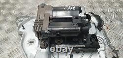 Citroen C4 Grand Picasso 2007 1.6 diesel air suspension compressor pump unit