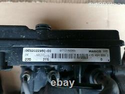 Citroen C4 Grand Picasso Air Suspension Compressor Pump Wabco 9682022980