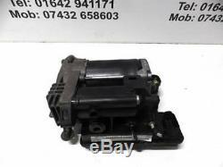 Citroen C4 Grand Picasso Exclusive mk1, Air suspension compressor pump