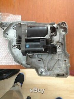 Citroen C4 Grand Picasso air suspension compressor pump