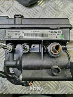 Citroen C4 Picasso Grand Picasso Air Suspension Pump 9801906980