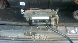 Citroen c4 grand picasso suspension air pump compressor