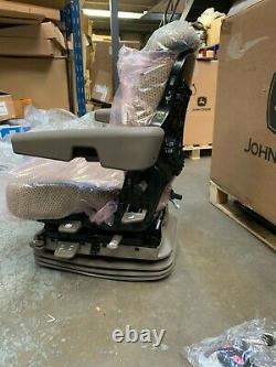 Genuine John Deere OEM Grammer Deluxe Air Suspension Seat M & R Series Tractor