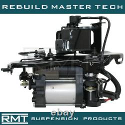 Jeep Grand Cherokee 11-17 NEW Air Suspension Compressor & Valve Block Assembly