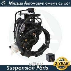 Jeep Grand Cherokee MKIV Air Suspension Compressor with Bracket & Relay 68204730