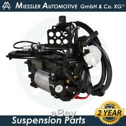 Jeep Grand Cherokee WK2 Air Suspension Compressor with Bracket & Relay 68204730