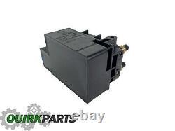 Mopar Genuine Air Suspension Compressor Valve Block 11-14 Jeep Grand Cherokee