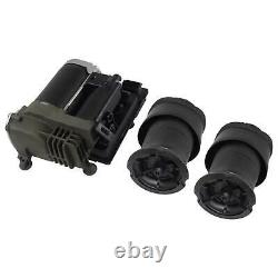 New Kit For Citroën Grand C4 Picasso Air Suspension Compressor & Bags 9682022980