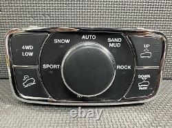OEM 2011-2013 Jeep Grand Cherokee Air Suspension Transfer Case Control Switch