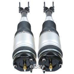 Pair Air Suspension Strut For 2011-2016 Jeep Grand Cherokee WK2 Front Left Right
