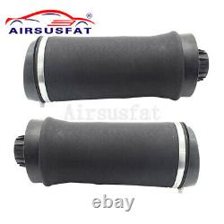 Pair For Jeep Grand Cherokee WK2 Rear Air Suspension Spring Bag 68029912AE New