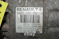Renault Laguna III Bj. 08 Klimakompressor Klima Kompressor 8200720780 A