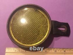 Stimsonite Citrine Reflector Topper Vintage Original Guide GM Accessory 30s 40s