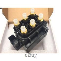 Suspension Air Compressor Solenoid Valve Block for Q7 Grand Cherokee Touareg