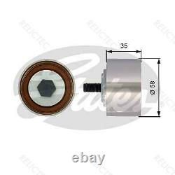 Timing Belt Pulley Set Kit for Chrysler Dodge Plymouth GAZ JeepSTRATUS