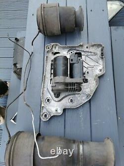 WABCO Air suspension compressor Citroen Grand C4 Picasso