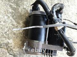 06-13 Citroen C4 Grand Picasso Air Suspension Compresseur Pompe Wabco 9801906980