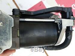 06-13 Citroen C4 Picasso De Grand Air Suspension Compresseur Pompe Wabco 9801906980