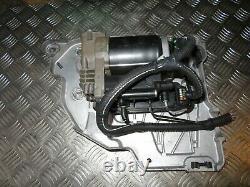 07-13citroen C4 Grand Picasso Air Suspension Compressor Pump 9801906980-00 Testé