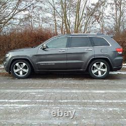 Ag Automotive Abaissement Set Jeep Grand Cherokee IV Quadralift Air Suspension