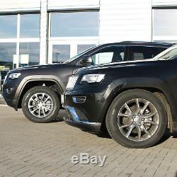 Ag Automotive Abaissement Set Jeep Grand Cherokee IV Quadralift Suspension Pneumatique