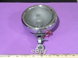 Backup Inverse Okay Pass Teleoptic Sparton Vintage Original Lampe 41 Chevy