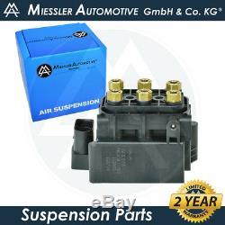 Bloc D'électrovanne De Suspension Pneumatique Jeok Grand Cherokee Mk IV Wk2 68087233aa