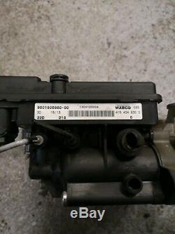 Citroen C4 Picasso De Grand Air Suspension Pompe 9801906980