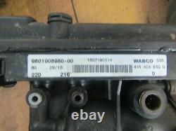 Citroen C4 Picasso De Grand Air Suspension Pompe Compresseur Nad Sacs 9682022980