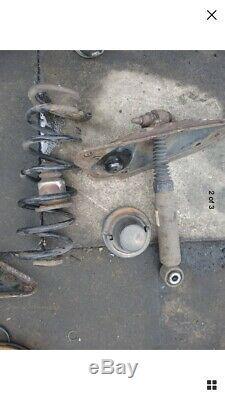Citroen C4 Picasso Grand-arrière Lammes Suspension Kit Air Conversion