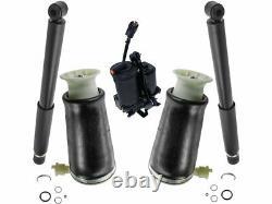 Compresseur De Suspension D'air Shock Strut Kit Pour Mercury Grand Marquis P611xf