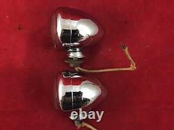 Feux/lampes De Secours Inversés (harley Indian Chevy Gm Accessory)