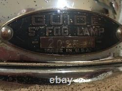 Guide 2025-a 5 Fog Light Lamp 54 55 First Series Chevrolet Truck 49 50 51 52 53
