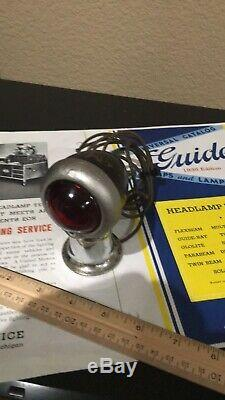 Guide R8-50-1 Arrêter La Sauvegarde Bullet Lampe Gm Accessoires Chevy Harley Bobber 39