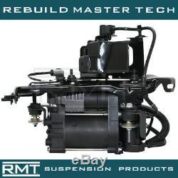 Jeep Grand Cherokee 11-17 Compresseur À Suspension Pneumatique Rebuilt Et Nouveau Bloc De Soupapes