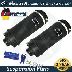 Jeep Grand Cherokee Mk IV Wk2 2010-18 Suspension Arrière Coussins Gonflables Ressort 68029912ae