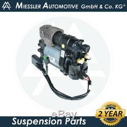 Jeep Grand Cherokee Wk2 2011-19 Nouveau Air Suspension Compresseur & Relais 68204387aa